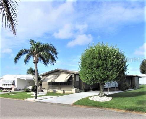 255 Palm Harbor Drive, North Port, FL 34287 (MLS #N6107130) :: Burwell Real Estate