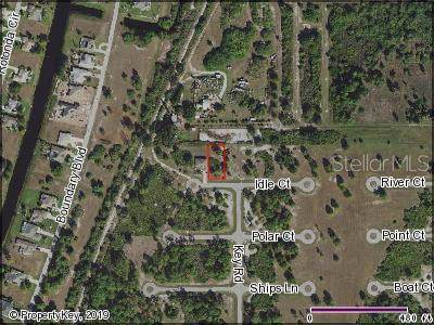 8 Idle Court, Rotonda West, FL 33947 (MLS #N6107387) :: Cartwright Realty
