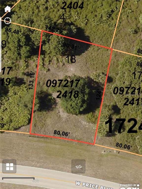 W Price Boulevard, North Port, FL 34291 (MLS #N6107668) :: Team Bohannon Keller Williams, Tampa Properties