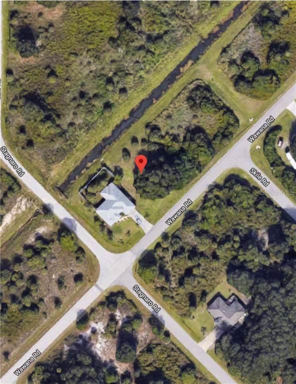 Wawana Road, North Port, FL 34287 (MLS #N6107952) :: Florida Real Estate Sellers at Keller Williams Realty