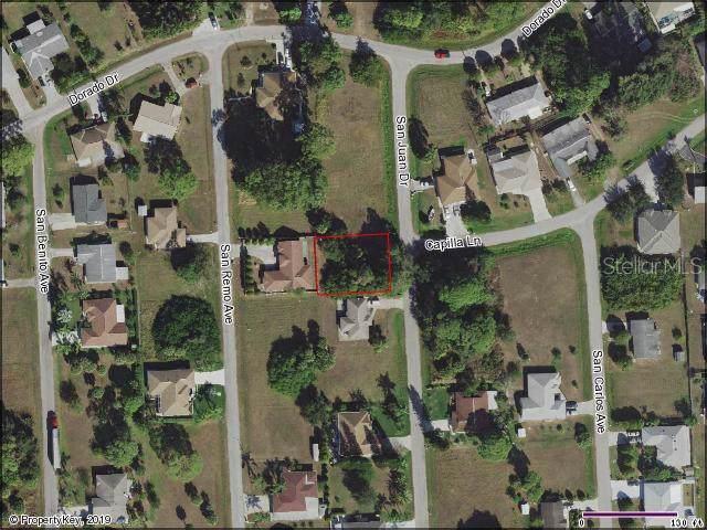 San Juan Drive, North Port, FL 34287 (MLS #N6108129) :: Team Bohannon Keller Williams, Tampa Properties