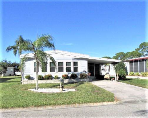 120 Nautical Drive, North Port, FL 34287 (MLS #N6108268) :: Medway Realty