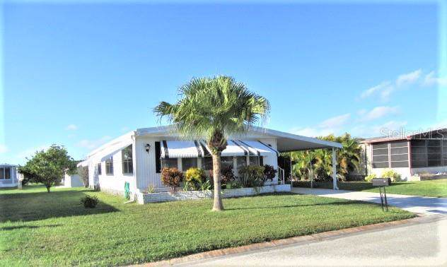 32 Castaway Court, North Port, FL 34287 (MLS #N6108356) :: The Duncan Duo Team