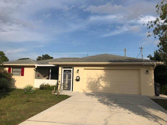 229 San Marino Avenue, North Port, FL 34287 (MLS #N6109070) :: GO Realty