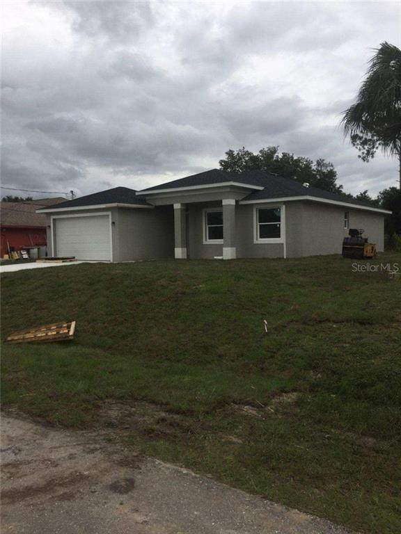 5144 Weatherton Street, North Port, FL 34288 (MLS #N6110426) :: Griffin Group