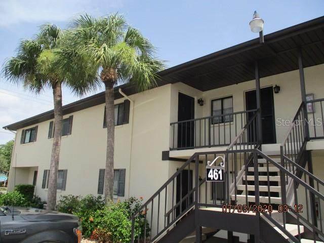 461 Airport Avenue E #106, Venice, FL 34285 (MLS #N6110892) :: Cartwright Realty