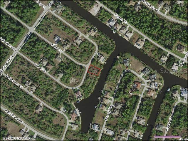 14416 Edna Circle, Port Charlotte, FL 33981 (MLS #N6111206) :: Team Borham at Keller Williams Realty