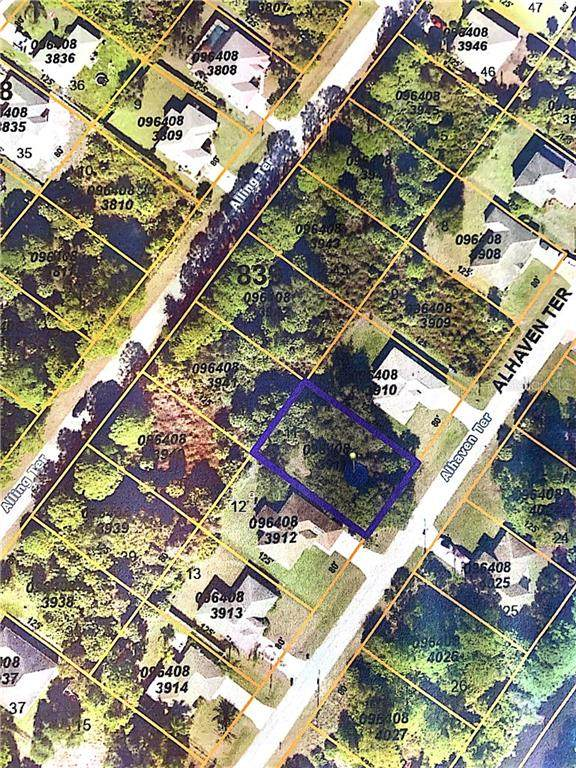 Alhaven Terrace, North Port, FL 34286 (MLS #N6111408) :: Zarghami Group