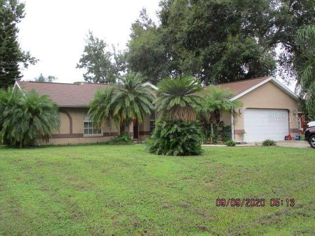 2721 Tusket Avenue, North Port, FL 34286 (MLS #N6111780) :: KELLER WILLIAMS ELITE PARTNERS IV REALTY