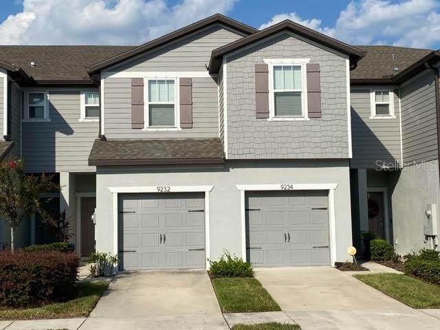 9232 Hillcroft Drive, Riverview, FL 33578 (MLS #N6112408) :: The Duncan Duo Team