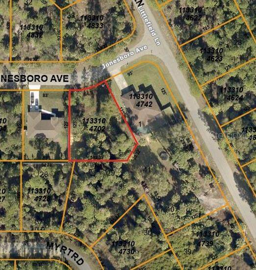 Jonesboro Avenue, North Port, FL 34288 (MLS #N6112720) :: Pristine Properties