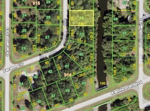 348 Ferdon Circle, Port Charlotte, FL 33954 (MLS #N6112901) :: U.S. INVEST INTERNATIONAL LLC