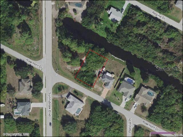 7330 Rosemont Drive, Englewood, FL 34224 (MLS #N6113488) :: The BRC Group, LLC