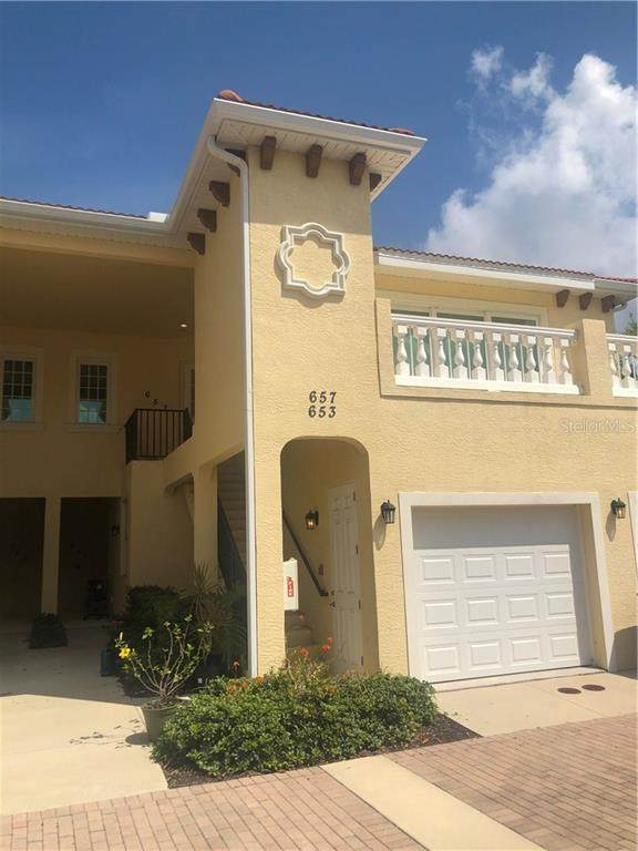 657 Guild Drive #657, Venice, FL 34285 (MLS #N6113504) :: The Light Team