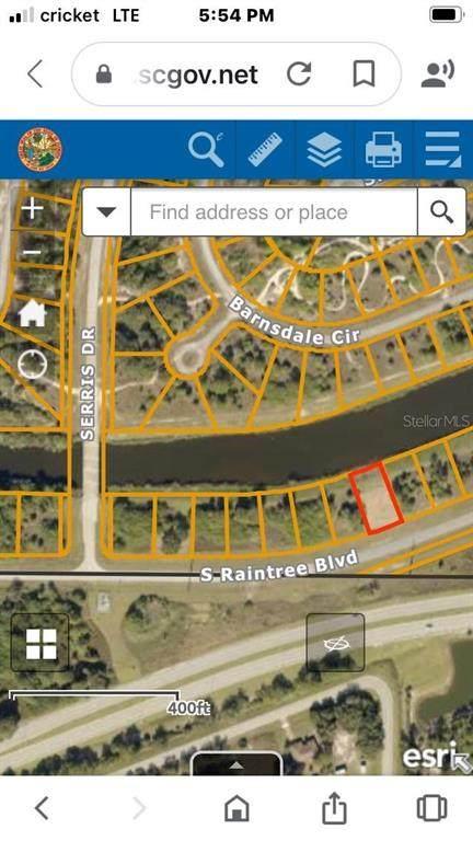 S Raintree Boulevard, North Port, FL 34288 (MLS #N6113609) :: BuySellLiveFlorida.com
