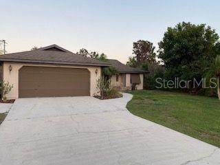 7160 Spinnaker Boulevard, Englewood, FL 34224 (MLS #N6114170) :: Bob Paulson with Vylla Home