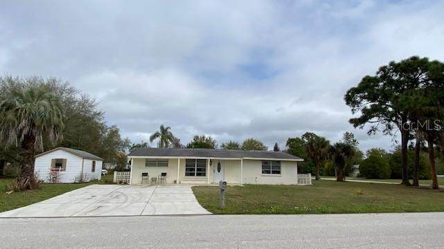 850 E 7TH Street, Englewood, FL 34223 (MLS #N6114197) :: The Light Team