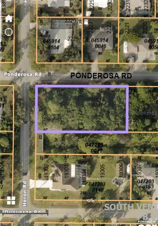 Ponderosa Road, Venice, FL 34293 (MLS #N6114213) :: Pepine Realty