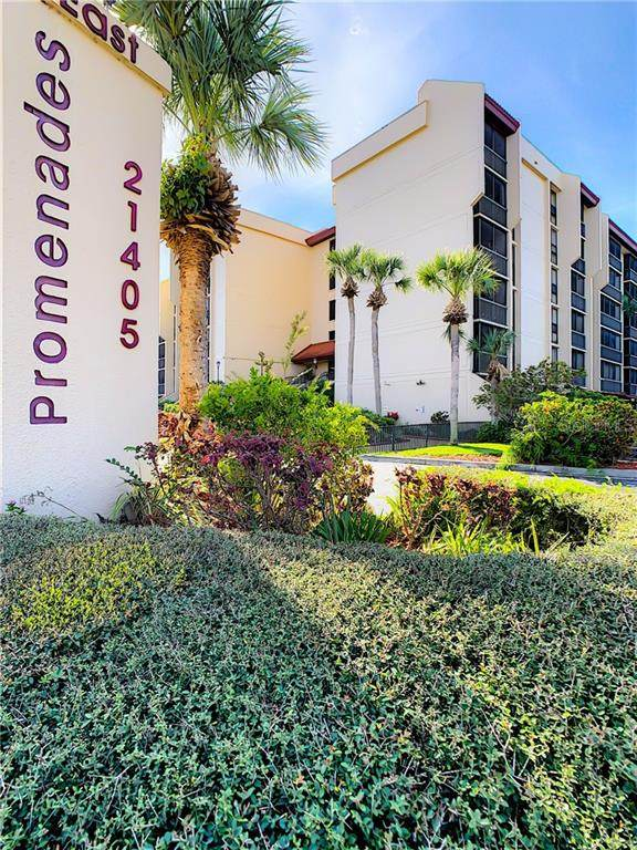 21405 Olean Boulevard #615, Port Charlotte, FL 33952 (MLS #N6114227) :: Zarghami Group