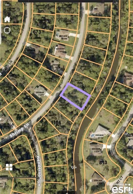 Shrimp Lane, North Port, FL 34286 (MLS #N6114576) :: Premier Home Experts