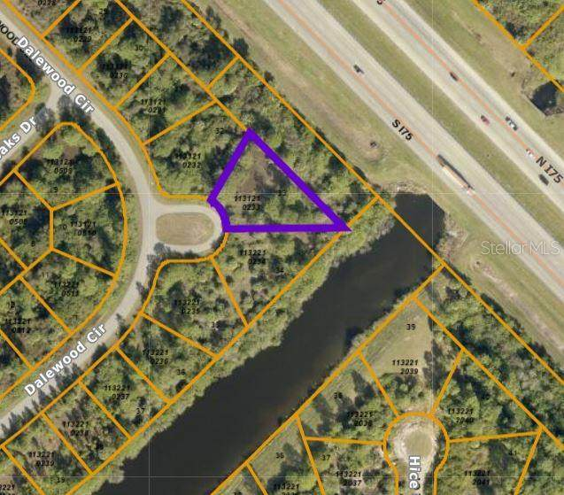 Dalewood Circle, North Port, FL 34288 (MLS #N6114778) :: SunCoast Home Experts