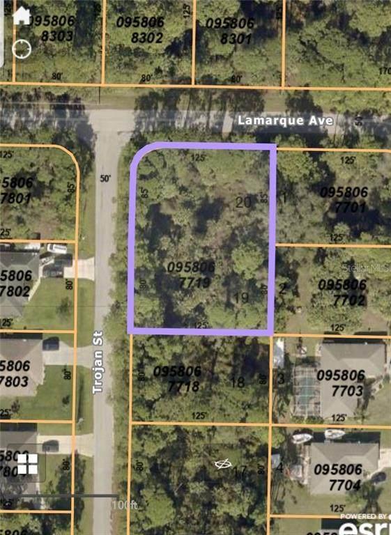 Trojan Street, North Port, FL 34286 (MLS #N6114911) :: SunCoast Home Experts