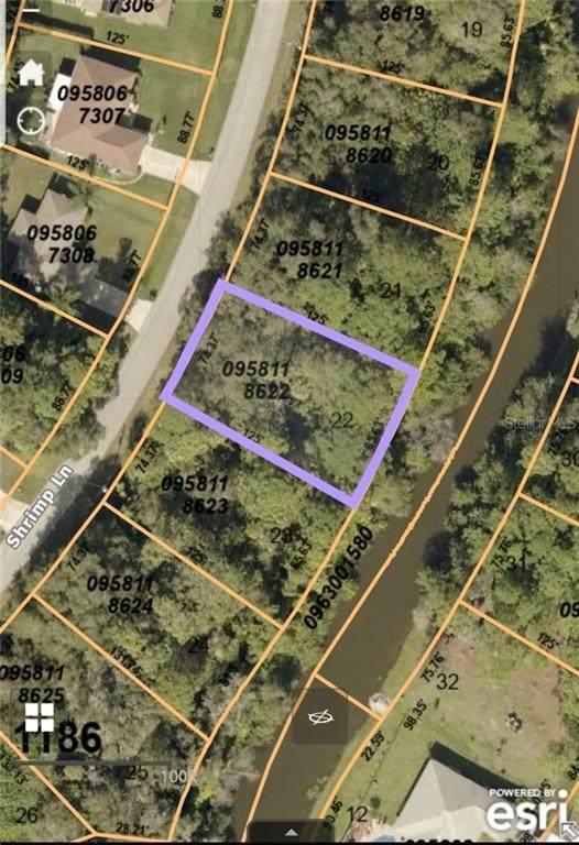 Shrimp Lane, North Port, FL 34286 (MLS #N6114912) :: Premier Home Experts