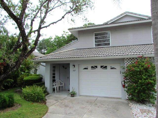 1041 Capri Isles Boulevard #102, Venice, FL 34292 (MLS #N6115298) :: Pepine Realty