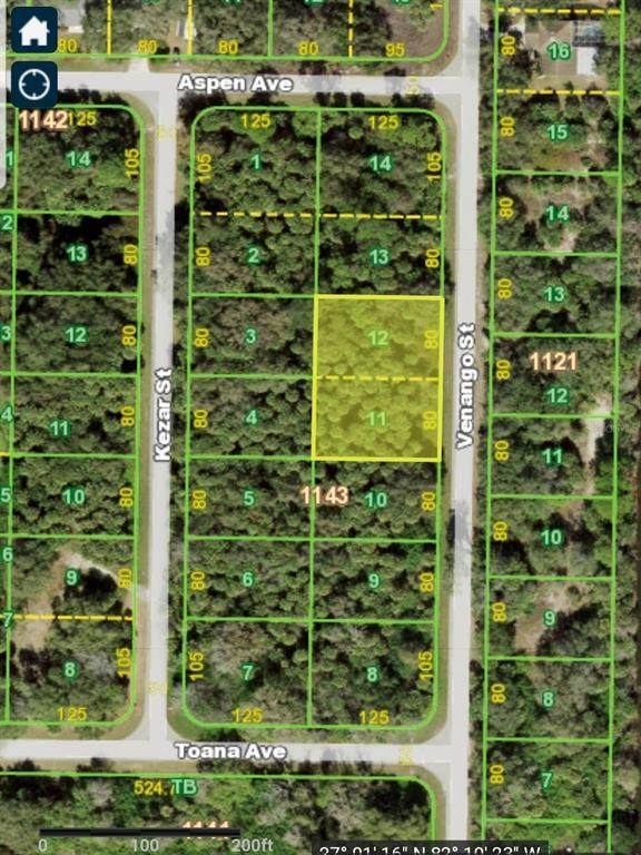 415 Venango Street, Port Charlotte, FL 33954 (MLS #N6115444) :: Armel Real Estate