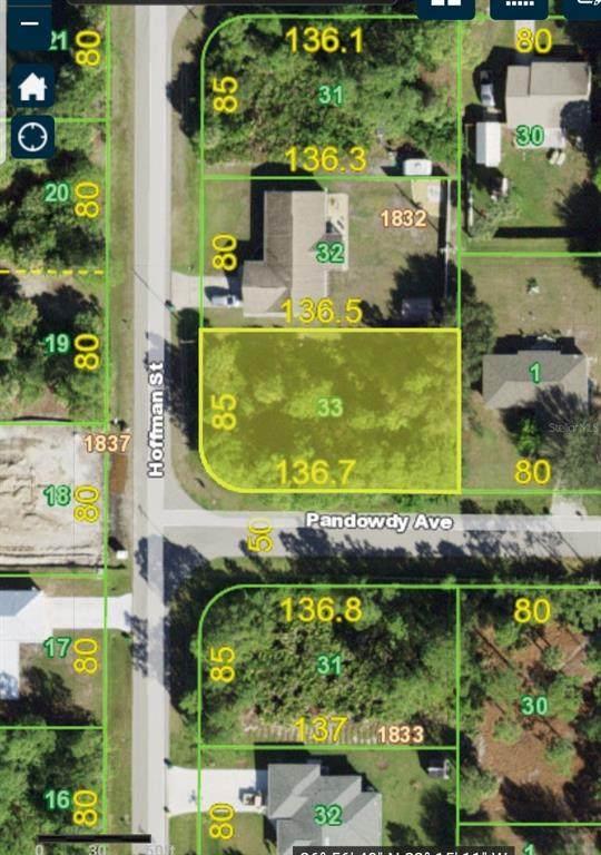 12070 Pandowdy Avenue, Port Charlotte, FL 33981 (MLS #N6116016) :: RE/MAX Marketing Specialists