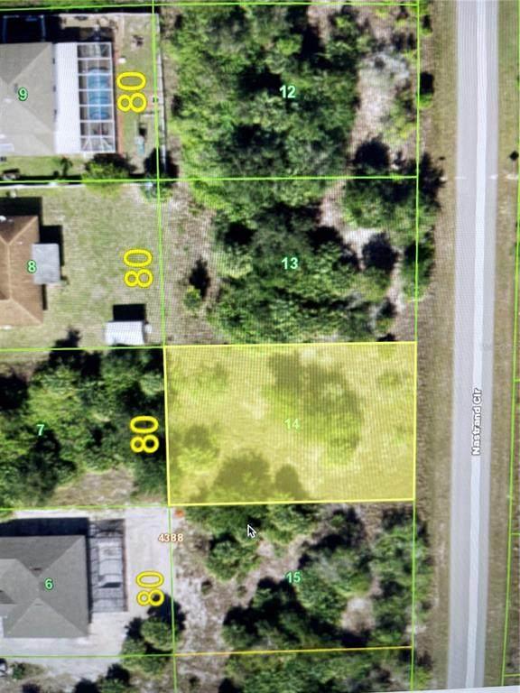 9501 Nastrand Circle, Port Charlotte, FL 33981 (MLS #N6116660) :: Globalwide Realty