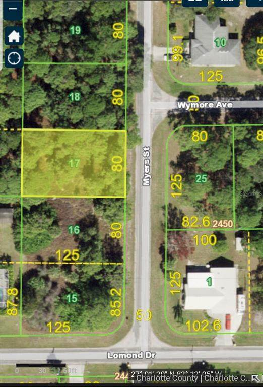 375 Myers Street, Port Charlotte, FL 33953 (MLS #N6116930) :: Vacasa Real Estate