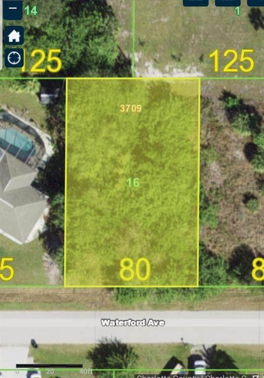 11048 Waterford Avenue, Englewood, FL 34224 (MLS #N6116961) :: Medway Realty