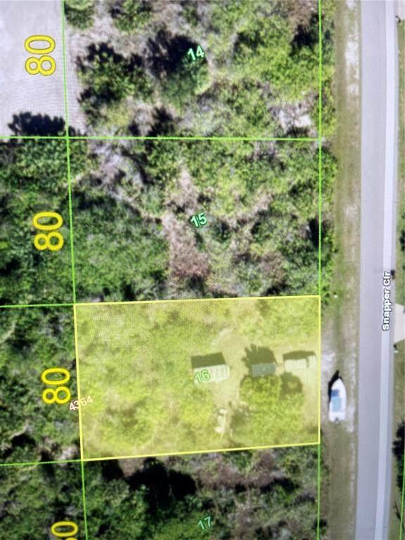 9403 Snapper Circle, Port Charlotte, FL 33981 (MLS #N6117031) :: Globalwide Realty