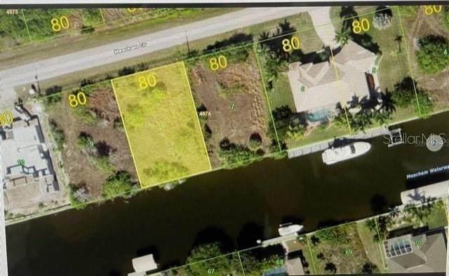 15664 Meacham Circle, Port Charlotte, FL 33981 (MLS #N6117191) :: The BRC Group, LLC