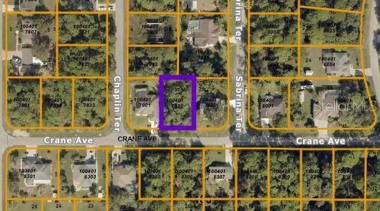 Crane Avenue, North Port, FL 34286 (MLS #N6117256) :: Gate Arty & the Group - Keller Williams Realty Smart