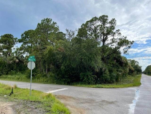17491 Waco Avenue, Port Charlotte, FL 33948 (MLS #N6117282) :: Gate Arty & the Group - Keller Williams Realty Smart