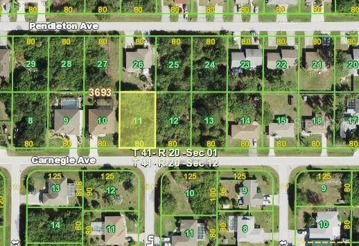 11208 Carnegie Avenue, Englewood, FL 34224 (MLS #N6117289) :: Globalwide Realty