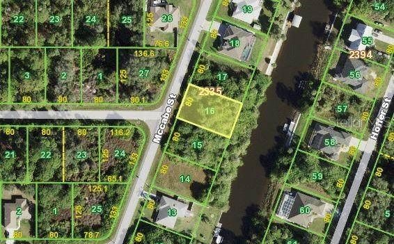 456 Mccabe Street, Port Charlotte, FL 33953 (MLS #N6117410) :: Globalwide Realty