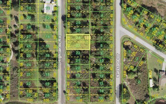 1356 Highlands Road, Punta Gorda, FL 33983 (MLS #N6117486) :: Gate Arty & the Group - Keller Williams Realty Smart