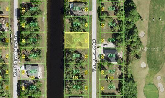 255 Tournament Road, Rotonda West, FL 33947 (MLS #N6117492) :: The BRC Group, LLC