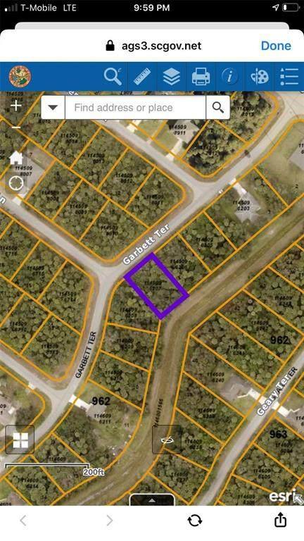 Garbett Terrace, North Port, FL 34288 (MLS #N6117527) :: MVP Realty