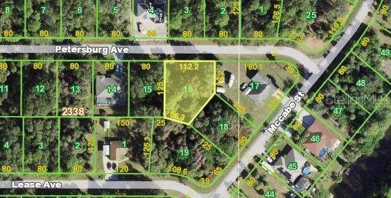 13525 Petersburg Avenue, Port Charlotte, FL 33953 (MLS #N6117552) :: RE/MAX Elite Realty