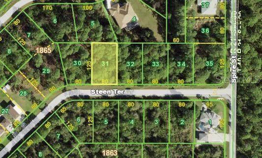 12534 Steen Terrace, Port Charlotte, FL 33981 (MLS #N6117559) :: GO Realty