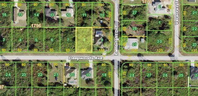 12520 Deepwoods Avenue, Port Charlotte, FL 33981 (MLS #N6117647) :: GO Realty