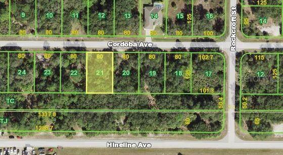 18417 Cordoba Avenue, Port Charlotte, FL 33954 (MLS #N6117691) :: The Hustle and Heart Group