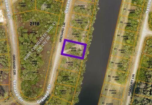 Grenard Circle, North Port, FL 34288 (MLS #N6117750) :: The Duncan Duo Team