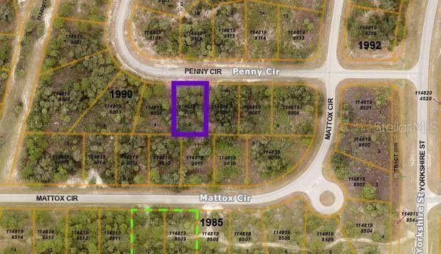 Penny Circle, North Port, FL 34288 (MLS #N6117754) :: Kreidel Realty Group, LLC