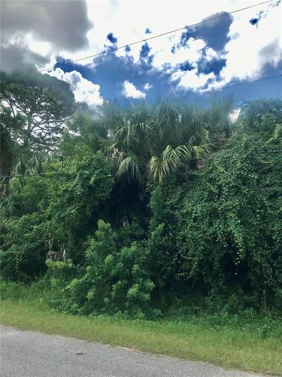 Trapper Lane, North Port, FL 34286 (MLS #N6117858) :: Delgado Home Team at Keller Williams