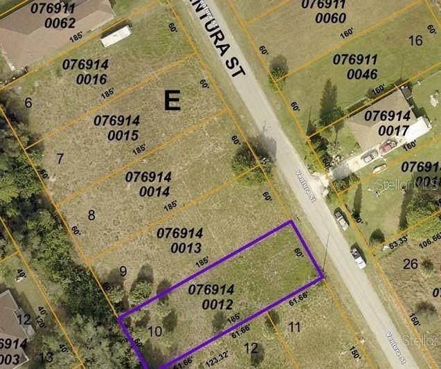 Lots 12 & 13 Granada/Ventura Drive, North Port, FL 34287 (MLS #N6117921) :: Everlane Realty